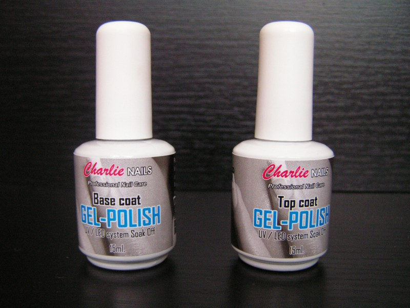 Base/Top gel laky