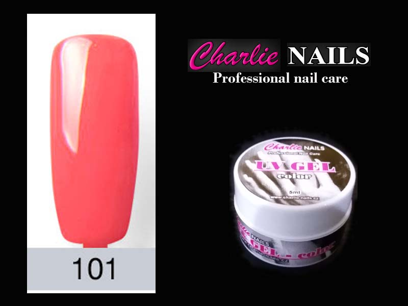 Charlie UV/LED gel flexi č.101 – 5ml.