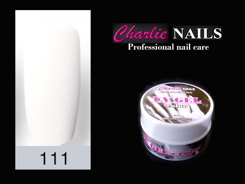 Charlie UV/LED gel flexi č.111 – 5ml.