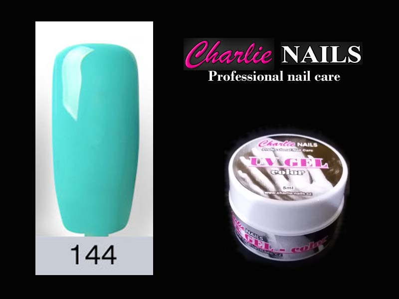 Charlie UV/LED gel flexi č.144 – 5ml.