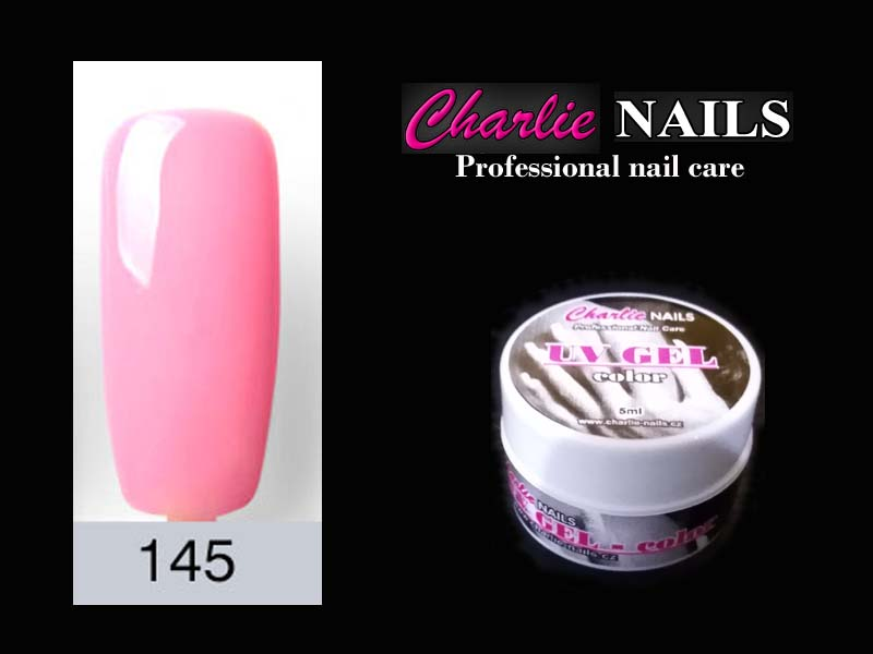 Charlie UV/LED gel flexi č.145 – 5ml.