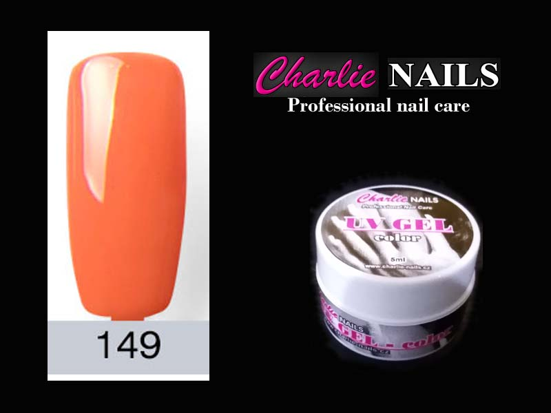 Charlie UV/LED gel flexi č.149 – 5ml.