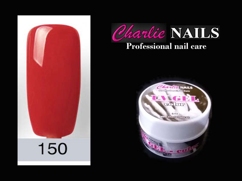 Charlie UV/LED gel flexi č.150 – 5ml.