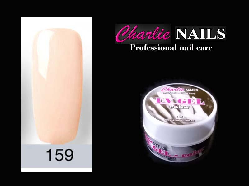 Charlie UV/LED gel flexi č.159 – 5ml.