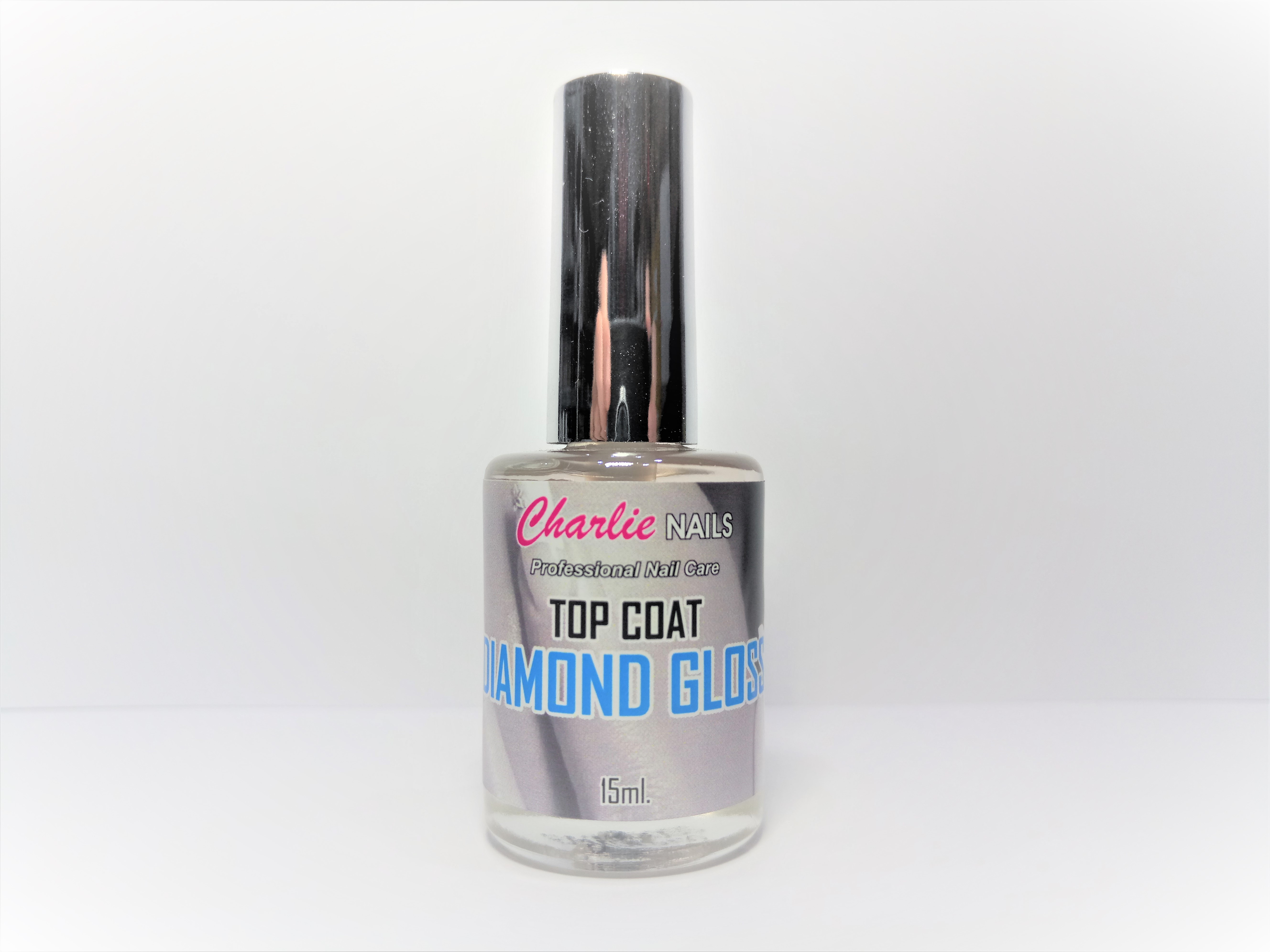 Charlie vrchní lak- DIAMOND GLOSS 15 ml
