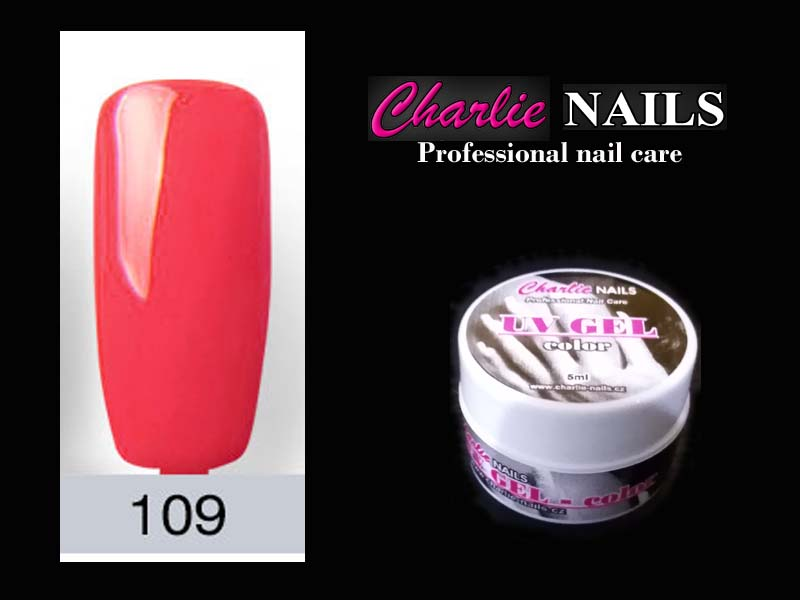 Charlie UV/LED gel flexi č.109 – 5ml.