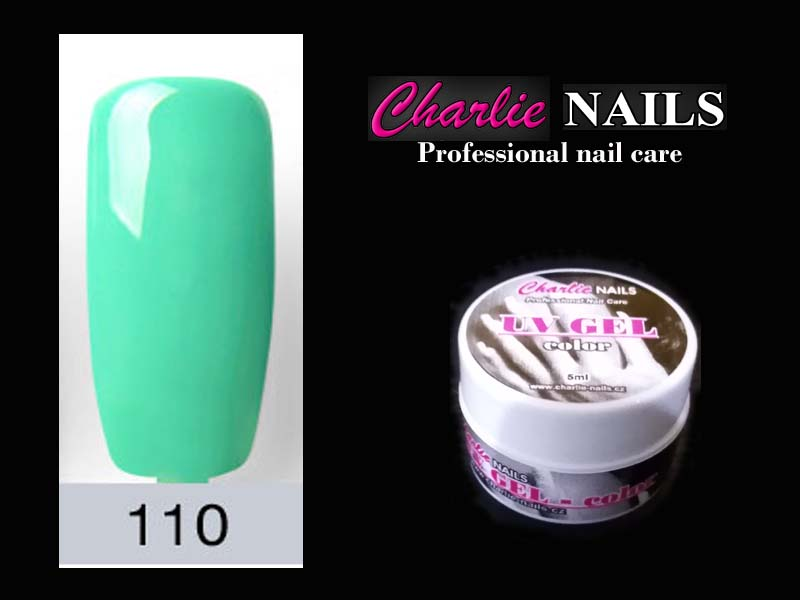 Charlie UV/LED gel flexi č.110 – 5ml.