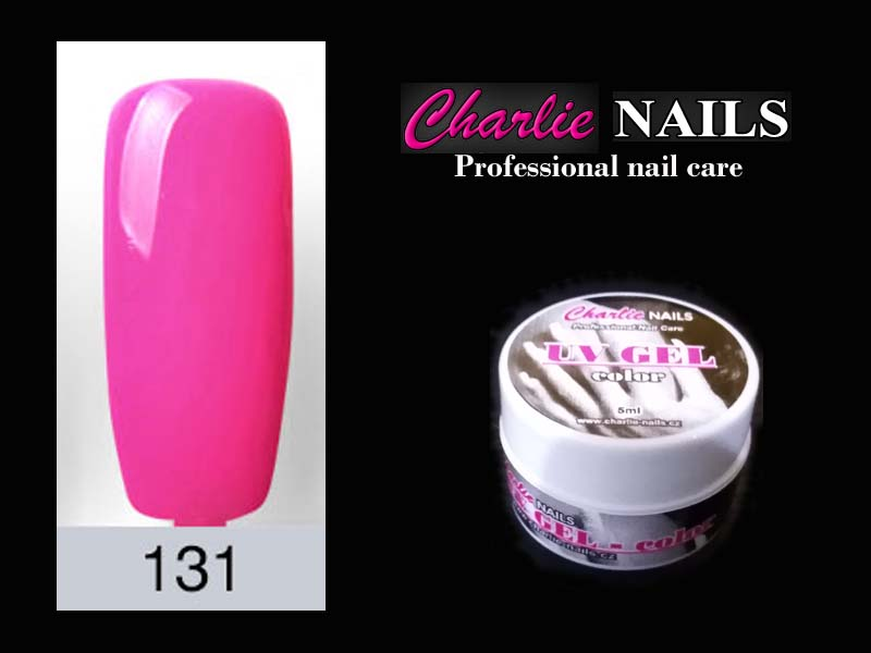 Charlie UV/LED gel flexi č.131 – 5ml.
